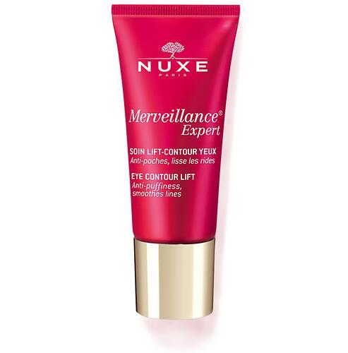Крем для контура глаз Nuxe Merveillance Expert коррекция видимых морщин+упругость 35+ 15 мл (1)