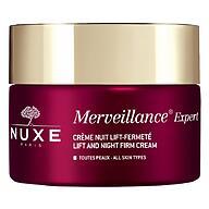 Крем ночной Nuxe Merveillance Expert для всех типов кожи возр. 35+ 50 мл