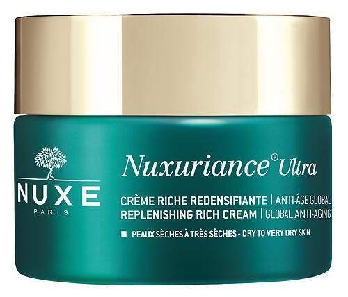 Крем дневной Nuxe Nuxuriance Ultra насыщенный для сухой и очень сухой кожи Возраст 50+ 50 мл (3)