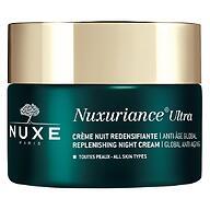 Крем ночной Nuxe Nuxuriance Ultra для всех типов кожи Возраст 50+ 50 мл