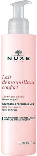 Молочко Nuxe Rose Petals для снятия макияжа 200мл (1)