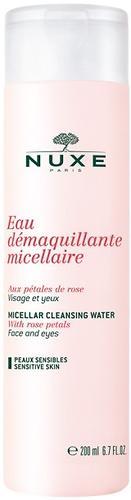 Вода мицеллярная Nuxe Rose Petals для снятия макияжа 200мл (1)