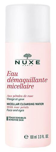 Вода мицеллярная Nuxe Rose Petals для снятия макияжа 100мл (1)