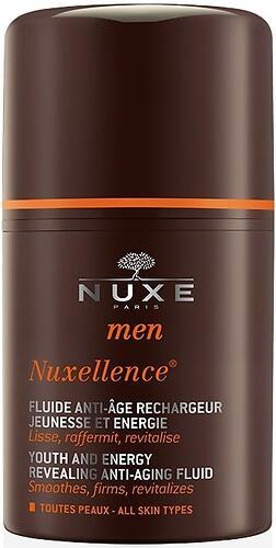 Флюид антивозрастной для мужчин Nuxe MEN Nuxellence для всех типов кожи 50 мл (1)