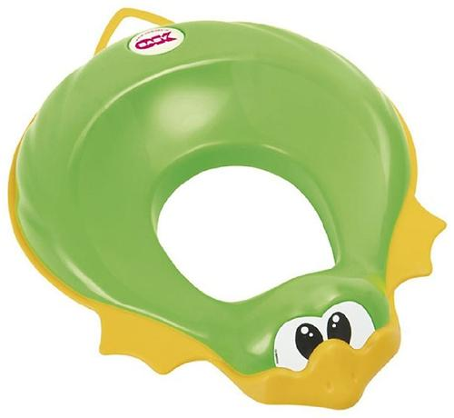 Адаптер на унитаз Ducka Ok Baby Зеленый (1)