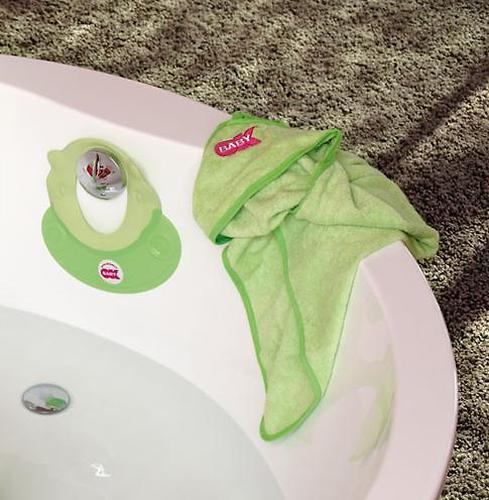 Козырек для купания OK Baby Hippo зеленый (5)