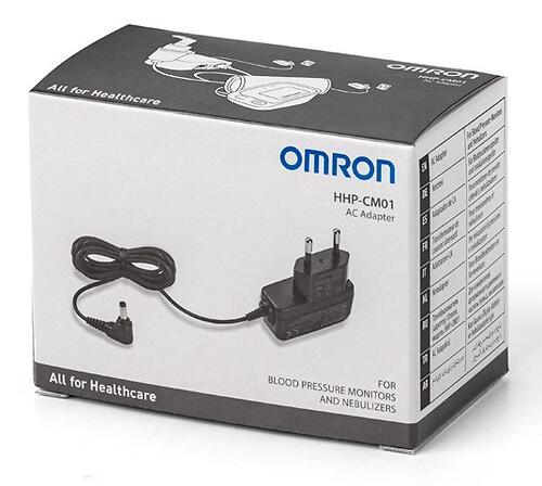 Адаптер Omron сетевой для небулайзера С803 (С21 basic) и для автоматических тонометров на плечо (4)