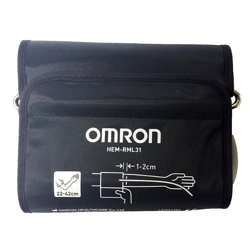 Манжета Omron универсальная для автоматических тонометров M2 Basic, M2 Classic, M3 Expert (22-42см) (4)