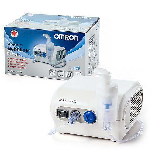 Небулайзер Omron компрессорный C28P CompAir (7)