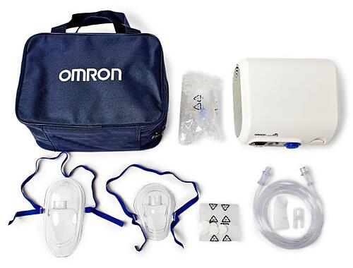 Небулайзер Omron компрессорный C28P CompAir (8)