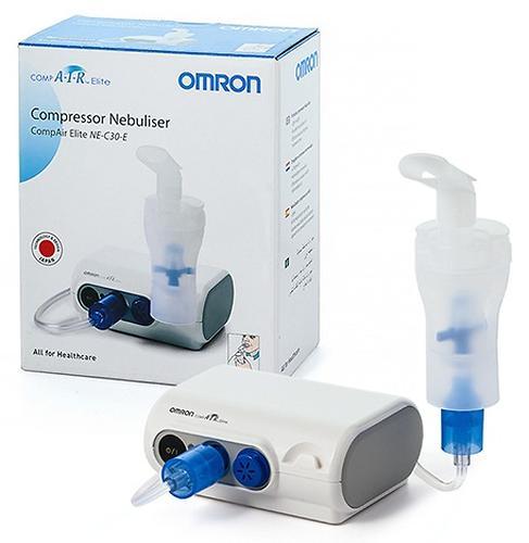 Небулайзер Omron компрессорный NE-C30 CompAir Elite (11)