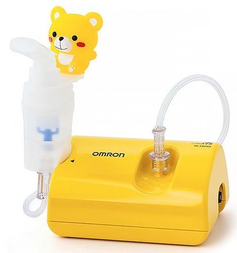 Небулайзер Omron компрессорный C24 Kids (5)