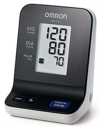 Тонометр Omron HBP-1100 профессиональный (7)