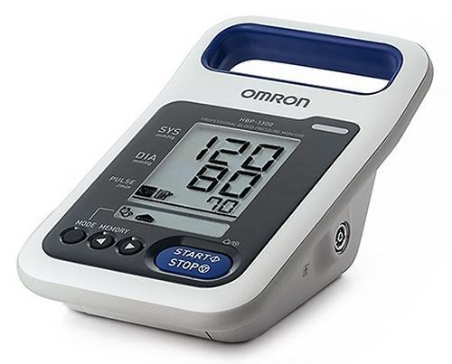Тонометр Omron HBP-1300 профессиональный (7)