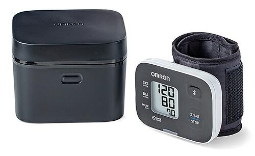 Тонометр Omron RS3 Intelli IT с возможностью подключения к смартфону (4)