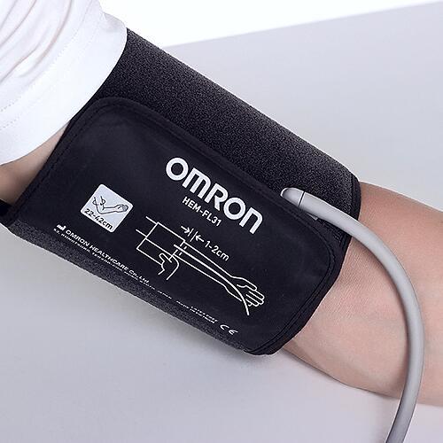 Тонометр Omron автоматический M7 Intelli IT с возможностью подключения к смартфоту (7)
