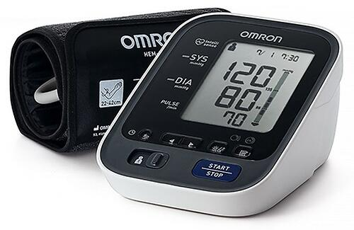 Тонометр Omron автоматический M7 Intelli IT с возможностью подключения к смартфоту (6)