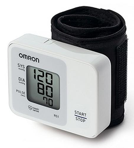 Тонометр Omron RS1 автоматический на запястье (5)