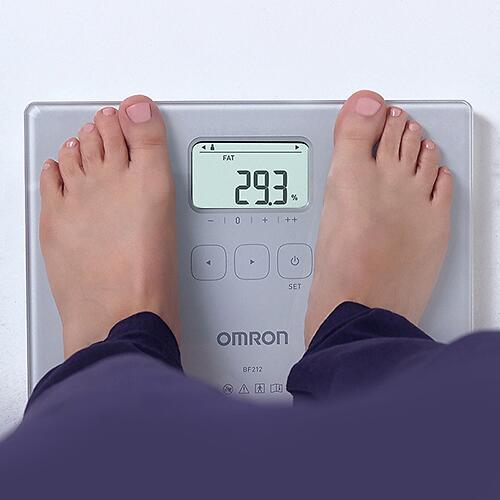 Весы напольные Omron BF212 (8)