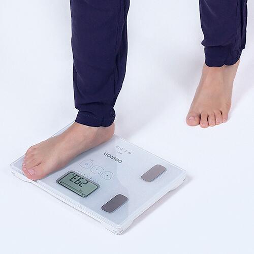 Весы напольные Omron BF212 (9)