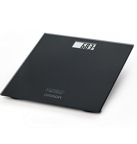 Весы Omron HN289 Black (5)