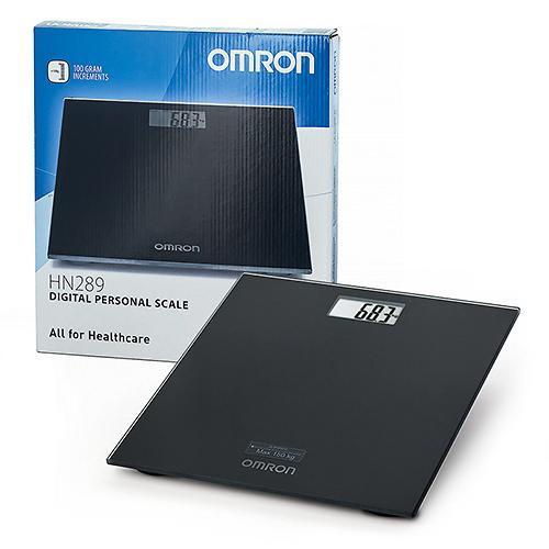 Весы Omron HN289 Black (6)