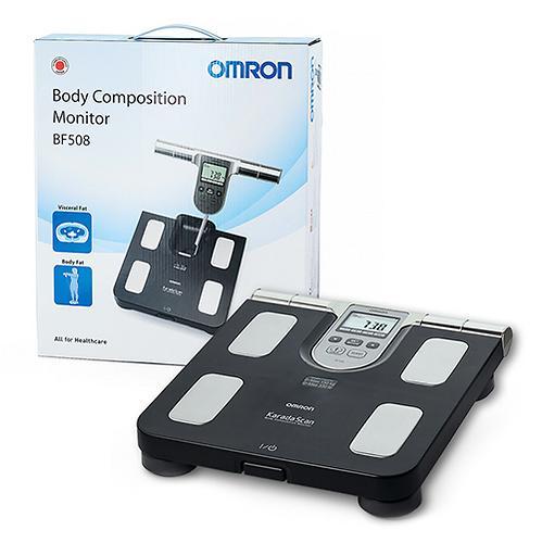 Весы Omron BF508 (7)