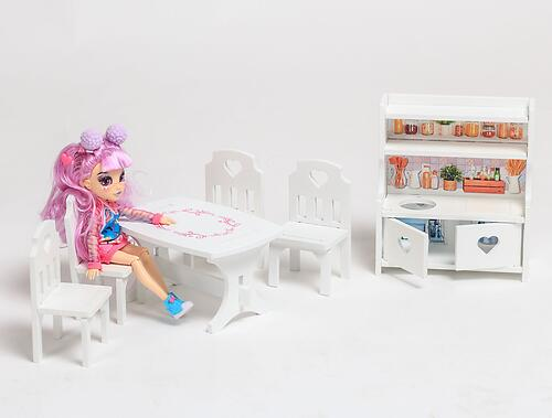 Набор кукольной мебели PeMa kids 11 предметов (7)