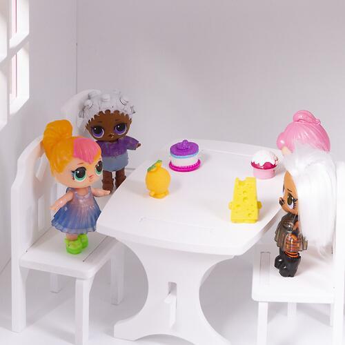 Набор кукольной мебели PeMa kids 11 предметов (8)