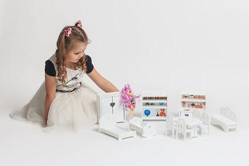 Набор кукольной мебели PeMa kids 11 предметов (9)