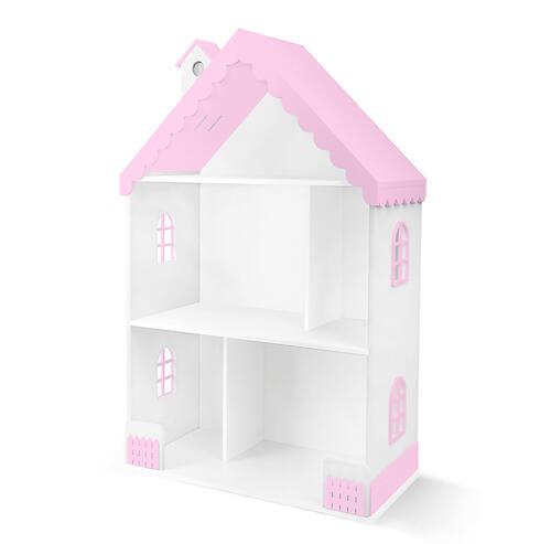 Кукольный домик PeMa kids Вероника Бело-Розовый (5)