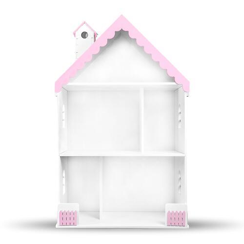 Кукольный домик PeMa kids Вероника Бело-Розовый (6)