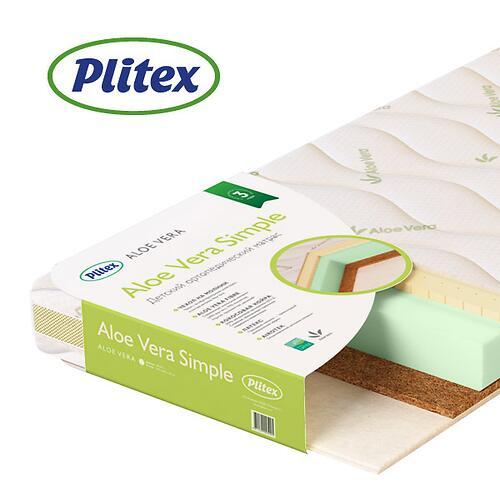 Матрас детский Plitex Aloe Vera Simple (9)