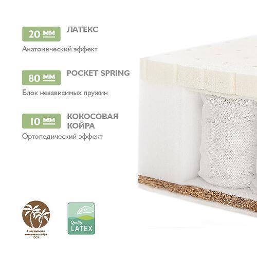 Матрас детский Plitex Bamboo Sleep (13)
