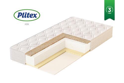 Матрас детский Plitex Eco Flex Cotton (13)