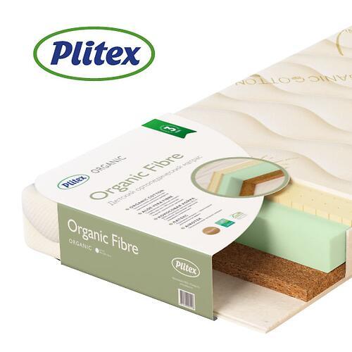Матрац детский Plitex Organic Fibre ОРГ-10/1 (7)