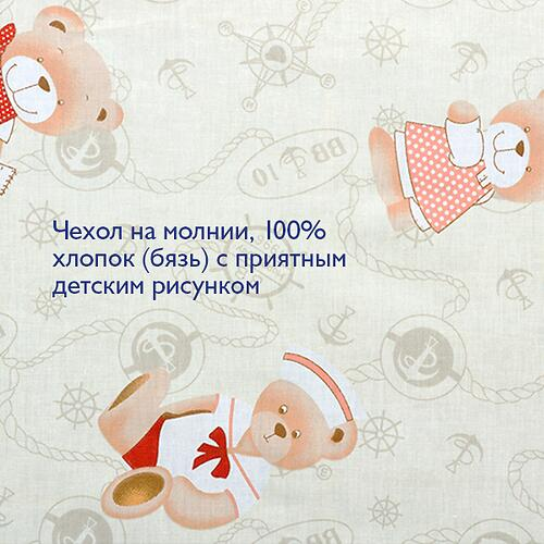 Матрас детский Plitex Юниор Plus 119-01 (9)