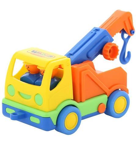Автомобиль-эвакуатор Полесье Мой первый грузовик в коробке (3)