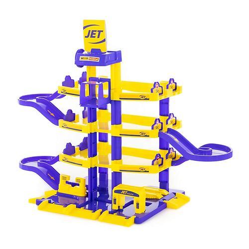 Паркинг Полесье JET 4-уровневый (в коробке) (4)