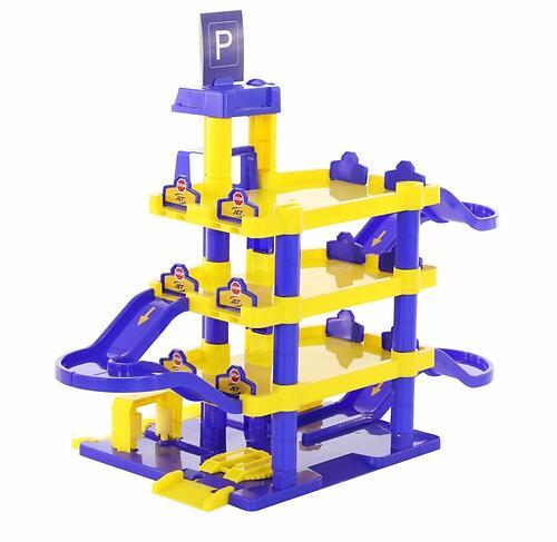 Паркинг Полесье JET 4-уровневый (в коробке) (5)