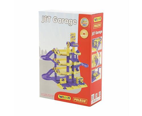 Паркинг Полесье JET 4-уровневый (в коробке) (6)