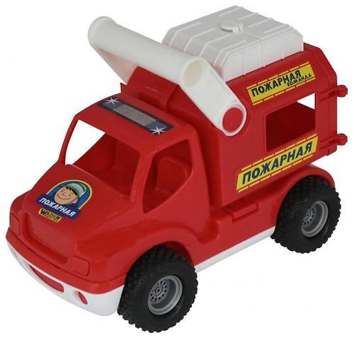 Автомобиль Полесье КонсТрак-Пожарная команда (3)