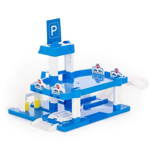 Паркинг Полесье ARAL-2 2-уровневый (6)