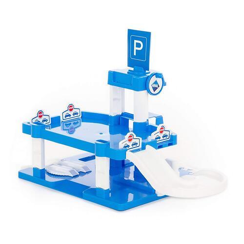 Паркинг Полесье ARAL-2 2-уровневый (7)