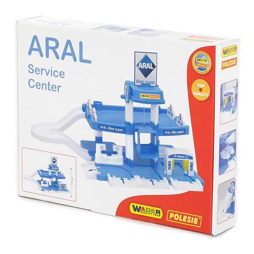 Паркинг Полесье ARAL-2 2-уровневый (8)