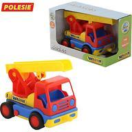 Автомобиль пожарный Полесье Базик в коробке