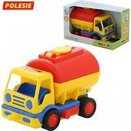 Автомобиль-бензовоз Полесье Базик в коробке