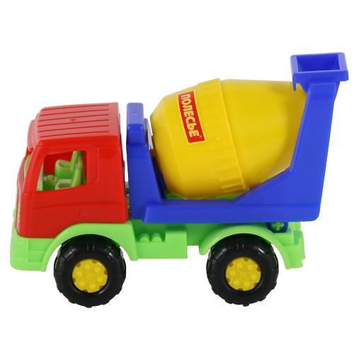 Автомобиль-бетоновоз Полесье Тёма в коробке (8)