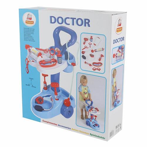 Набор Полесье Доктор (6)