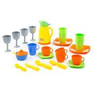Набор детской посуды Полесье Праздничный